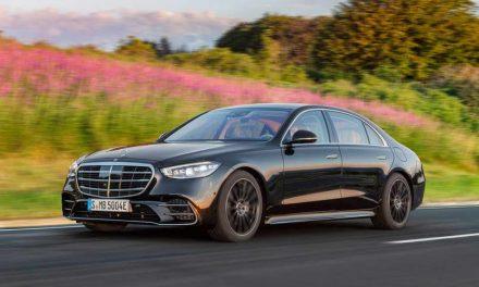 Премиера на новата S класа на Mercedes-Benz