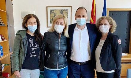 Филипче се сретна со сестрите од Инфективна клиника кои поднесоа отказ, ќе се бара решение да се вратат на работа