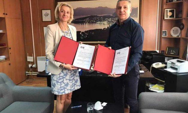 Џудо федерацијата на Македонија и Факултетот за физичко образование, потпишаа меморандум за соработка