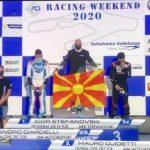 Победа на Игор Стефановски Иџе во италијанскиот ТЦР шампионат