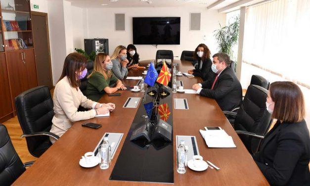 Маричиќ – Брегу: Добрата регионална соработка подразбира ширење на духот на европските вредности
