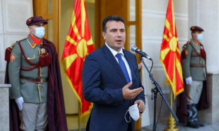 Заев: Македонскиот јазик и идентитет не се предмет на преговори