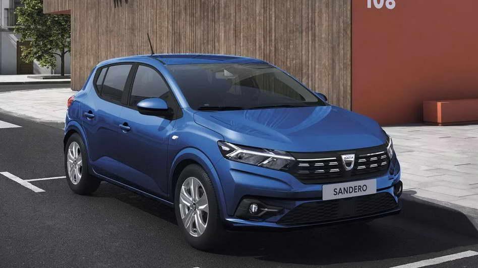 Dacia го претстави новиот Sandero