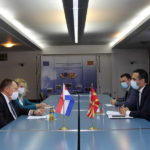 Средба на министерот Бочварски со Амбасадорот на Кралството Холандија