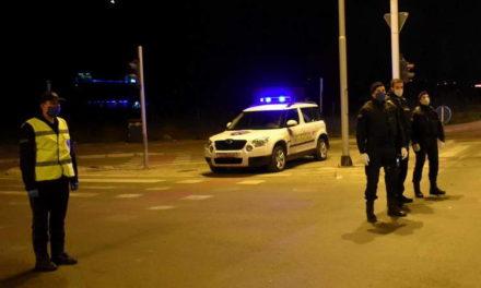 Полицискиот час од 22 до 5 часот продолжува да важи и по утрешниот ден