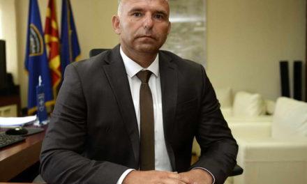 Нов четиригодишен мандат за директорот на полицијата Сашо Тасевски