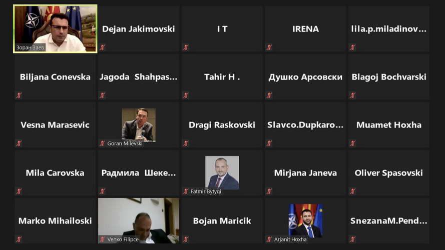 Седница на Влада: Донесена Одлука за постоење на кризна состојба во траење од 30 дена