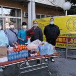 """Донација од УЗ """"Рид"""" за пациентите заболени од Ковид-19"""