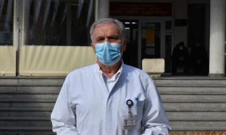 """Градоначалникот Илија Јованоски, од денеска ќе волонтира во Инфективното одделение на прилепската болница """"Борка Талески"""""""