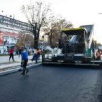 """Градежните активности за реконструкција на градскиот булевар """"Гоце Делчев"""" влегуваат во завршна фаза"""