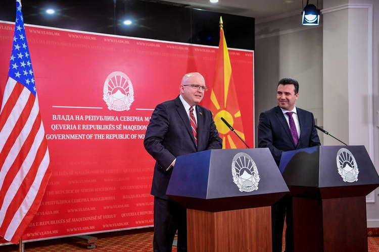Писмо на Рикер до Заев: Ве охрабруваме да барате решение за билатералните прашања надвор од интеграцијата на Северна Македонија во ЕУ