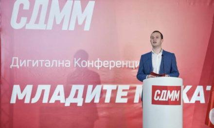 Марко Михаилоски е избран за нов претседател на СДММ