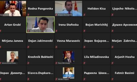 Од 25-тата седница на Владата: Владата ќе достави до Собранието предлог за продолжување на кризната состојба