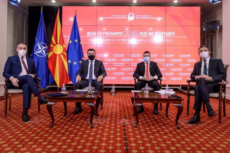 Премиерот Заев: 100 дена со граѓаните – 100 дена одговорност, грижа и сигурност