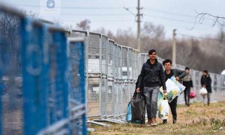 """""""Жичана ограда"""" на балканскиот коридор: Годинава над 8 илјади илегални мигранти во Албанија и уште 4 илјади во С. Македонија"""