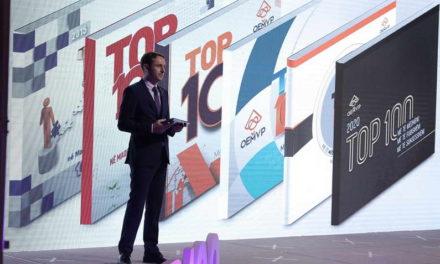 Промовирано јубилејното 10то издание на ТОП 100 најуспешни компании