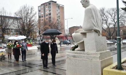 Општина Прилеп ја одбележа годишнината од смртта на Блаже Конески