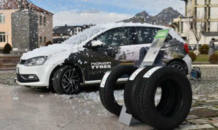 Едукативна кампања за носење на зимска опрема во возилата