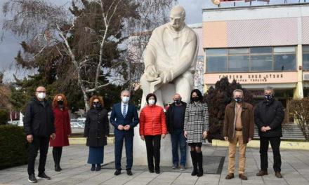 Одбележана 100-годишнината од смртта на Марко Цепенков