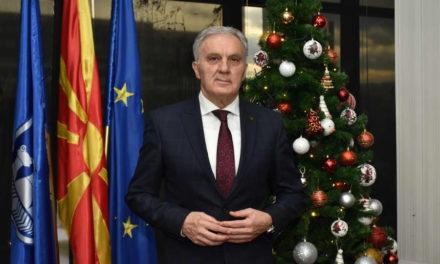 Новогодишна честитка на градоначалникот Јованоски: Возвишените чувства на љубов, радост, мир и хармонија, да бидат присутни во сечиј дом