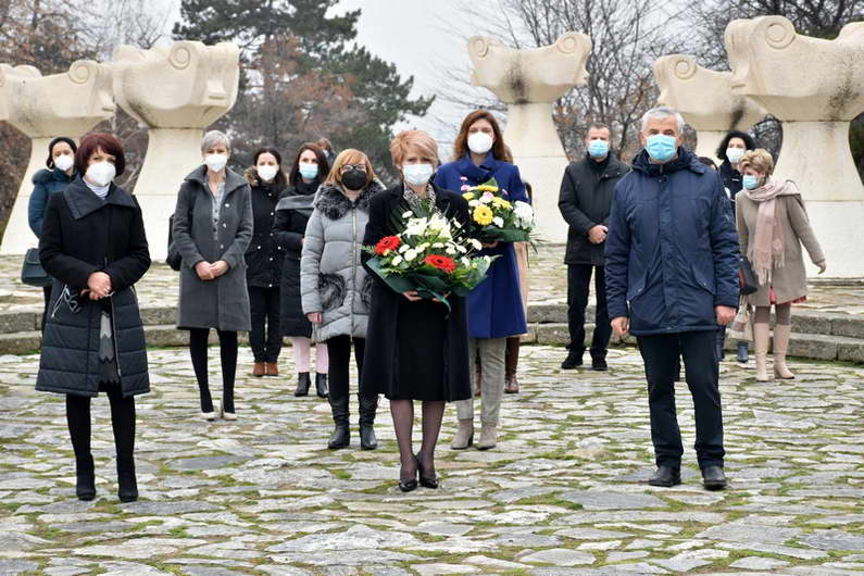 Одбележана 112 годишнината од раѓањето на Кочо Рацин