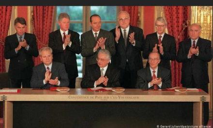 25 години мир во БиХ: Одговорноста на Европа