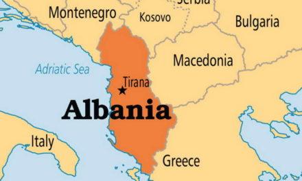 Земјотрес во Албанија ноќеска почувствуван и во земјава