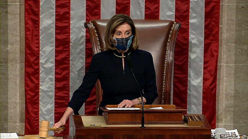 Отповикувањето на Трамп изгласано во Претставничкиот дом, конечниот збор е на Сенатот