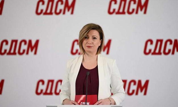СДСМ: Лагите на Мицкоски и ВМРО ДПМНЕ не минуваат, нема ниту ќе има преговори за македонскиот јазик и историја