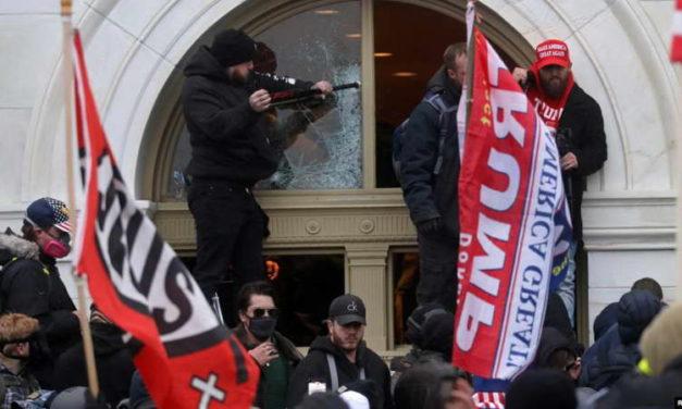 """Можни """"вооружени протести"""" пред инаугурацијата на Бајден"""