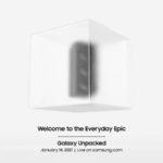 Започнува одбројувањето до Samsung Galaxy Unpacked 2021 – Welcome To The Everyday Epic