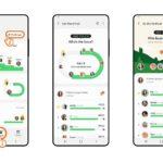 Натпреварувајте се со пријателите и пропешачете заедно 78 милијарди чекори на Samsung Health апликацијата