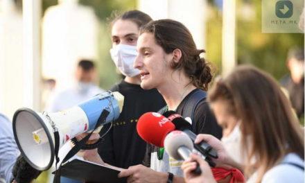 Сојузот на средношколци од Собранието бара привремена законска измена за државната матура