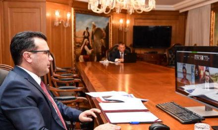 Заев на состанокот со Атлантскиот совет: Ставот на Бугарија е анахрон, нема да преговарам за тоа дека сме Македонци кои зборуваат македонски јазик