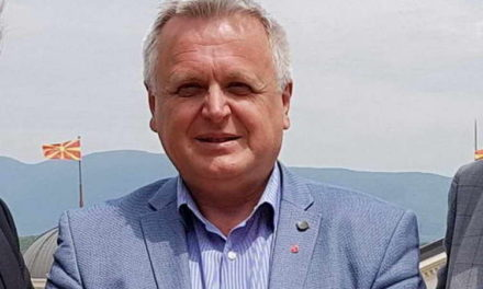 "Сашо Велески, нов директор на прилепски ""Комуналец"""