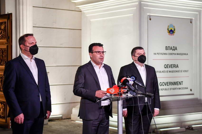 Заев: Во координирана акција Сашо Мијалков немаше друг избор и го стори она што му беше неизбежна опција да се пријави и да си го земе решението за притвор