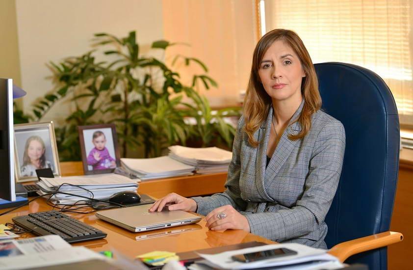 """Ангеловска-Бежоска: Народната банка ќе започне со активности за поддршка на """"зелените финансии"""" и се фокусира на поддршка на финтек-секторот"""