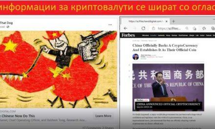 """КриТинк: Продолжуваат обидите за измама со """"кинески"""" криптовалути преку огласи на """"Фејсбук"""""""