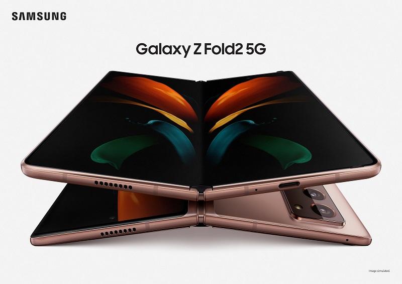 Flex mode режим на работа или како да го извлечете максимумот од вашиот Galaxy Z Fold2 паметен телефон