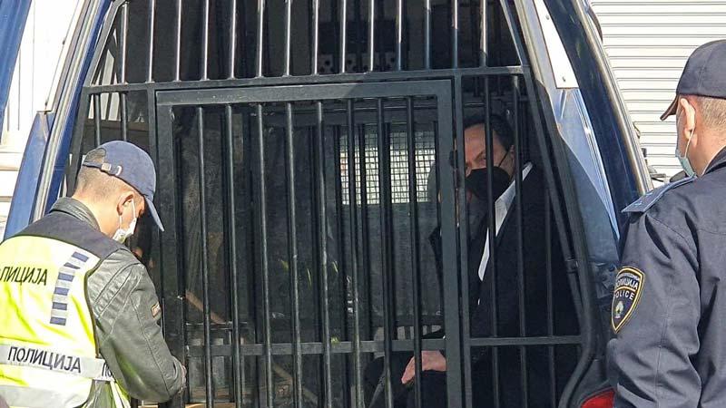 Судот одлучи: Сашо Мијалков оди во притвор во Шутка до правосилноста на пресудата