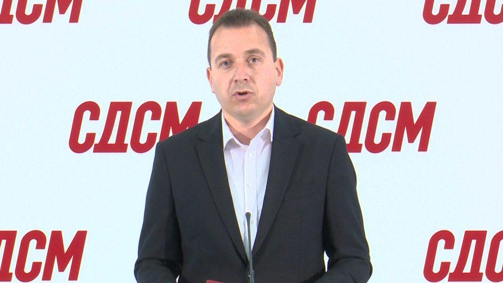 Талевски: Владата и институциите предводени од СДСМ се посветени на одлучна борба против криминалот, зголемна е ефикасноста на полицијата