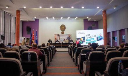 Унапредувањето на средното стручно образование и потребниот кадар на пазарот на трудот, тема на денешната дебата во Општина Прилеп