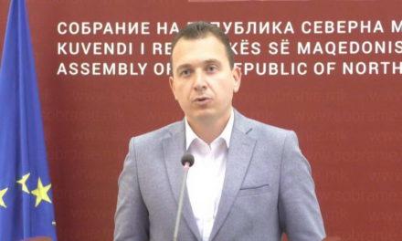 "Талевски: Голем е срамот на Милошоски пред народот, по скандалот осуден за ""кражба"" да си поднесе оставка"