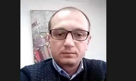 Првиот човек на ОК на ВМРО-ДПМНЕ од Прилеп, Дејан Проданоски, поднесе оставка од претседателската функција