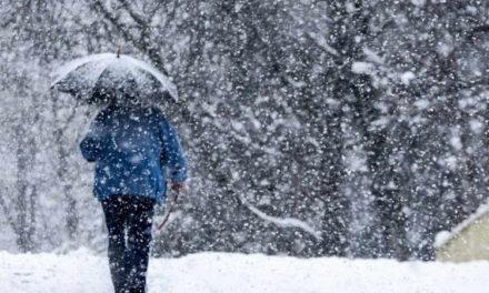 УХМР: Викендов снег над 20 сантиметри и температури под нулата