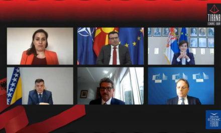 Заев на Тиранскиот економски форум 3: ЕУ да ги исполни ветувањата за Западен Балкан додека ние го европеизираме нашето општество