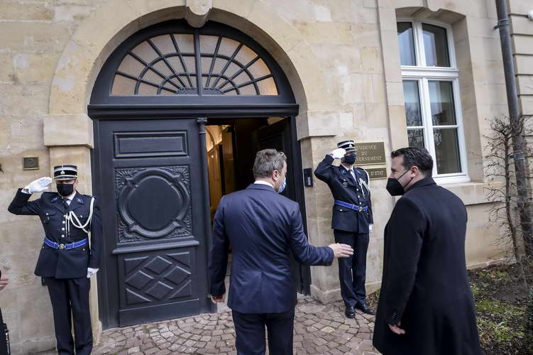 """Заев за """"Луксембургер Ворт"""": Очекуваме Брисел да го поттикне одобрувањето на преговарачката рамка и верувам дека до јуни со Бугарија ќе најдеме решение"""