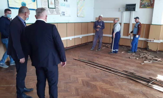 """Делчево: Проекти за подобра енергетска ефикасност во училиштето """"Ванчо Прке"""""""