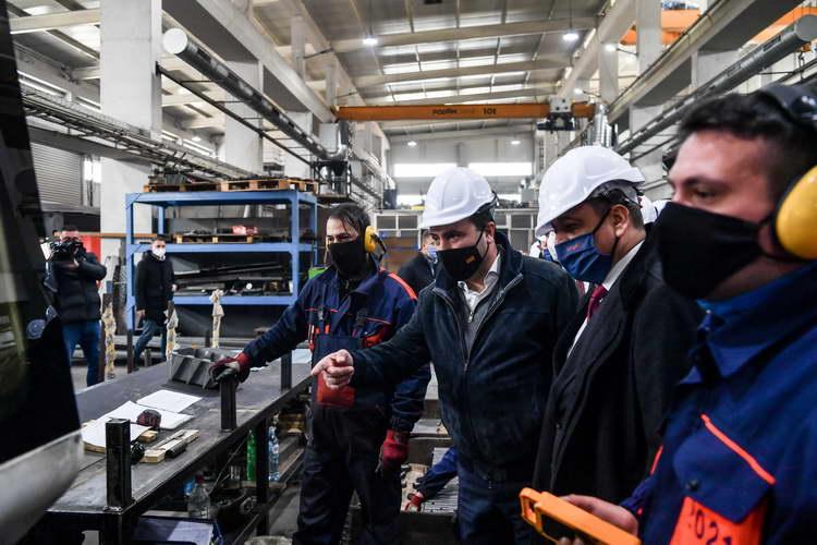 """Премиерот Заев: Иновациите движат напред, македонските """"зелени машини"""" се извезуваат во светски рамки"""