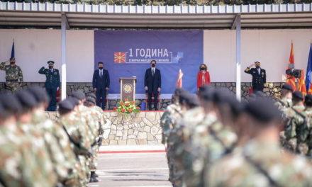 Една година од членството во НАТО: Северна Македонија е дел од воено-политички најмоќното семејство на развиени демократии